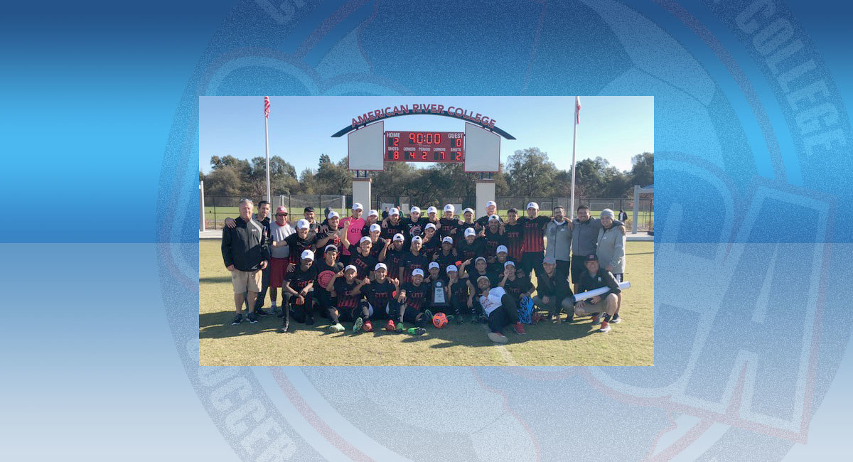 Fresno City beats Taft, 2-0, for its first-ever CCCAA Men's Soccer Championship